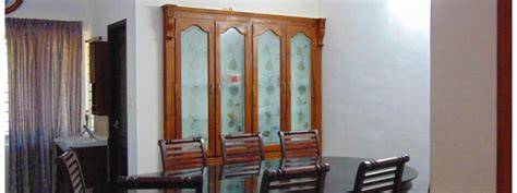 thrissur furniture shops wooden dining table designs kerala