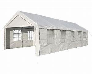 Partyzelt 3x6 Günstig Kaufen : partyzelt 10x4x2 75 m polyester 160 g m wei bei hornbach kaufen ~ Yasmunasinghe.com Haus und Dekorationen