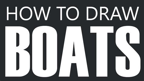 How To Draw A Speedboat by How To Draw A Boat Racing Speed Boat Drawing Small Boat