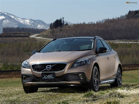 Volvo V40 Cross Country Hd Picture by Pictures Of Volvo V40 Cross Country Jp Spec 2013 1280x960