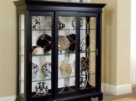 Cupboard Glass Doors by Glass Door Cupboard For Living Room Decor