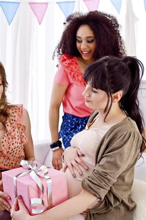 Gift For Pregnant Women Lesbian Pantyhose