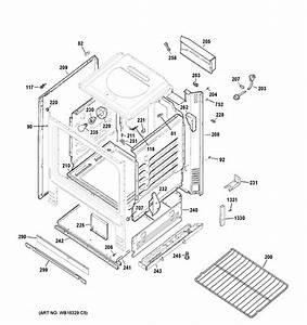 Ge Jgbs10dem1ww Gas Range Parts