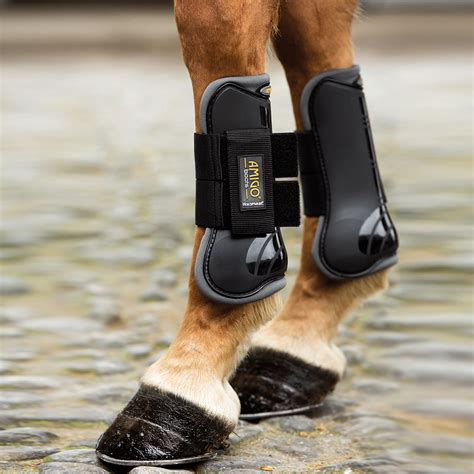 boots showjumping tendon horseware pony