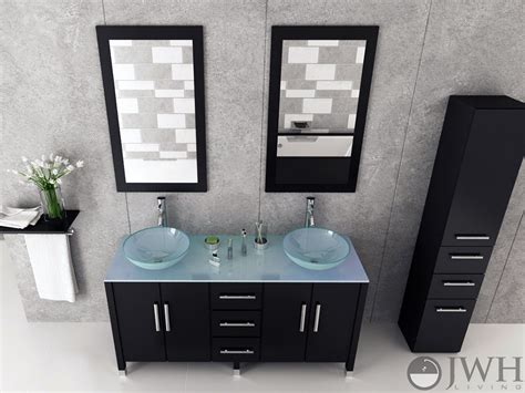 Bathroom Mirrors For Double Sinks