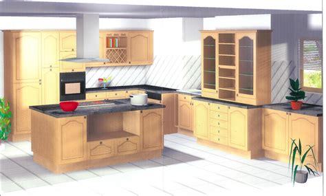 concevoir cuisine 3d concevoir sa cuisine