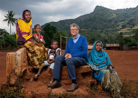 Bill Gates on Why He's Optimistic About the Future   Time