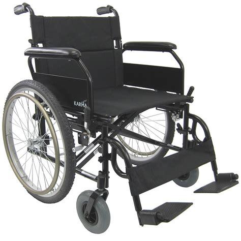 karman 22in seat lightweight heavy duty wheelchair walgreens