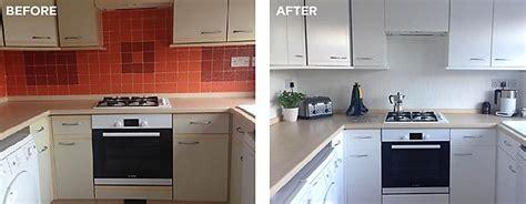 kitchen tile paint b q customer makeovers indoor renovations ideas advice 6276