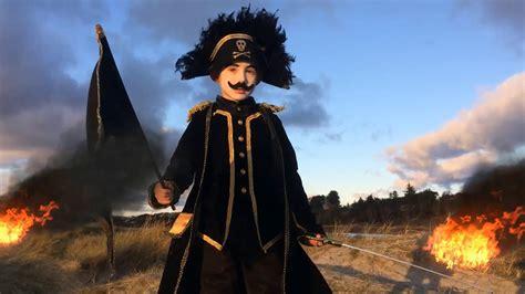 Kaptein Sabeltann Kongen på Havet Benjamin YouTube