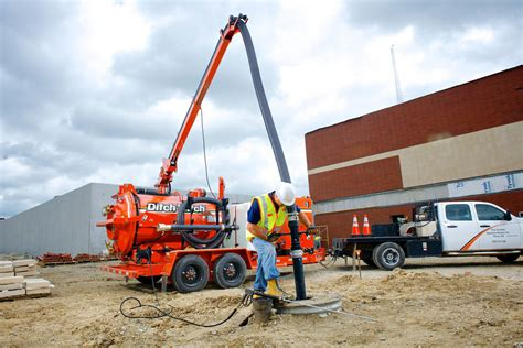 fx vacuum excavation ditch witch midwest