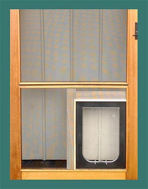 pet screen door pet door fly screen safe security doors