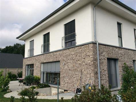 Fassade Weiß Anthrazit by Verblender Wasserstrich Verblender K444 Wdf Klinker
