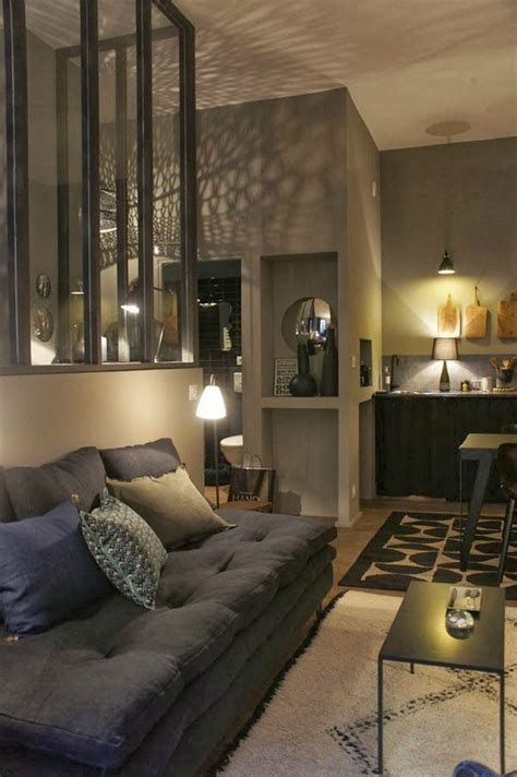 appartement gris tres cosy sonia saelens deco