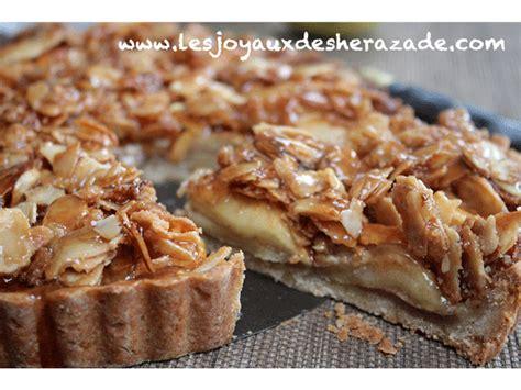 cuisine de chahrazed tarte aux pommes تارت التفاح les joyaux de sherazade