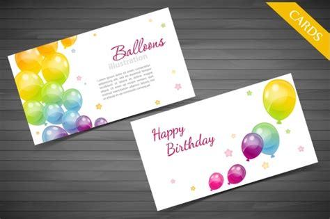 birthday card templates psd vector eps jpg