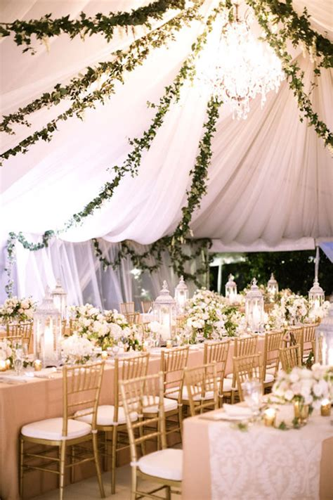 decorated tents for wedding receptions wedding tent ideas that will leave you speechless