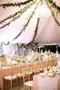 Wedding tent ideas that will leave you speechless belle for Tent decorations for wedding