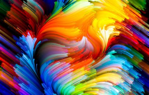 Abstract Wallpaper Colorful Wallpaper Painting by Wallpaper Paint Colors Colorful Abstract Rainbow