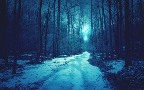 Blue Nature Wallpapers (63+ Images