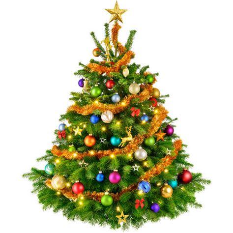 christmas tree icon clipart