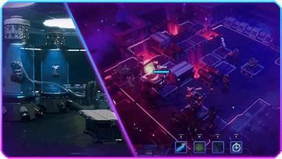 Subverse Mass Effect Kickstarter Combat Gaming Scenes