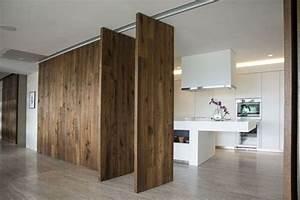 Pareti divisorie in legno Porte per Interni Come separare gli ambienti della casa con le