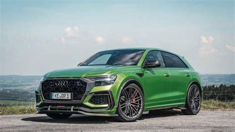 Audi RSQ8-R, ABT trasforma il SUV in una supersportiva - Auto.it