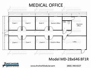 Chiropractic Office Floor Plan Samples
