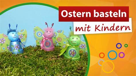 ostern mit kindern basteln ostern basteln mit kindern trendmarkt24 bastelidee