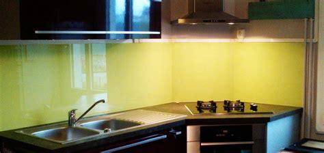 crédence verre trempé cuisine verre credence cuisine crdence verre sur mesure verre