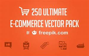 the ultimate free ecommerce icon pack by freepik woothemes