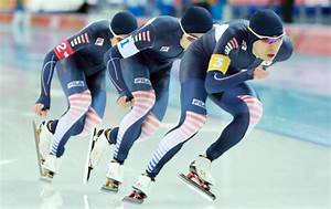 S. Korea reaches finals in men's team pursuit speed skating