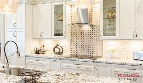Timeless kitchen Remodel by KabCo Kitchens Featuring