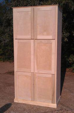 custom  freestanding pantry cabinet  ambassador