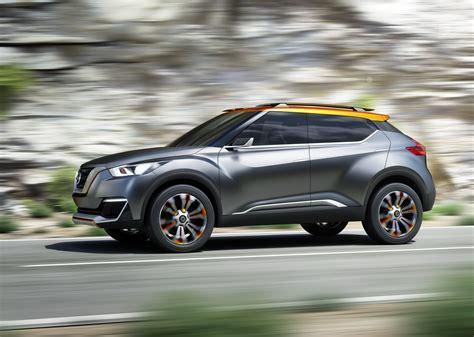 nissan kicks suv  debut     official car