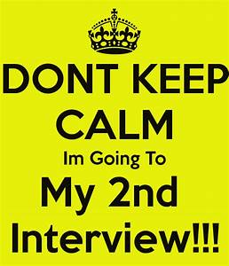 How To Nail The 2nd Interview – Adzuna