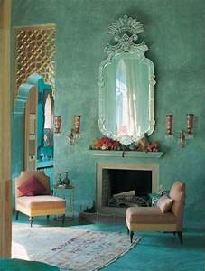 51 Relaxing Moroccan Living Rooms - DigsDigs