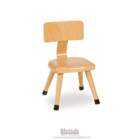 chaise montessori chaise enfant u3 20 cm montessori spirit