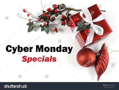 cyber monday specials sale message greeting  christmas