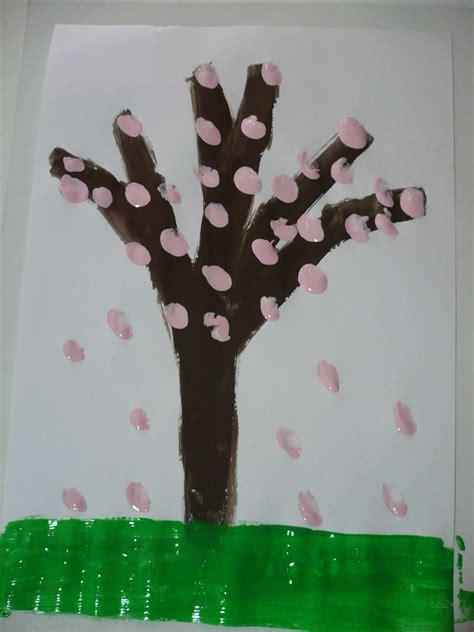 spring almond tree fun family crafts