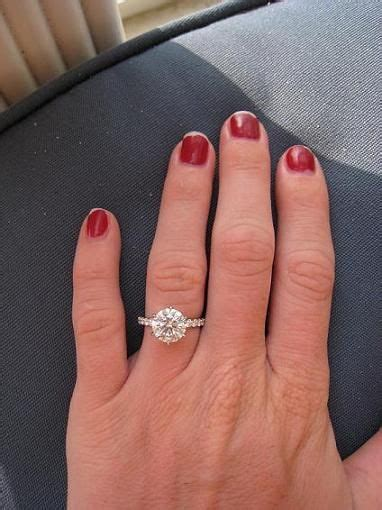 engagement ring fingers engagement ring usa