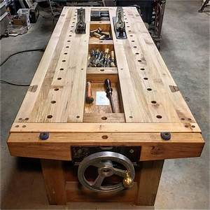 Easy To Follow Woodworking Bench Plans With Step