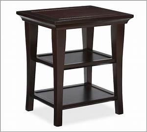 Pottery Barn Metropolitan Side Table - copycatchic
