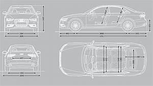 Dimension Audi A4 : audi a4 dimensions 2015 uk exterior and interior sizes carwow ~ Medecine-chirurgie-esthetiques.com Avis de Voitures