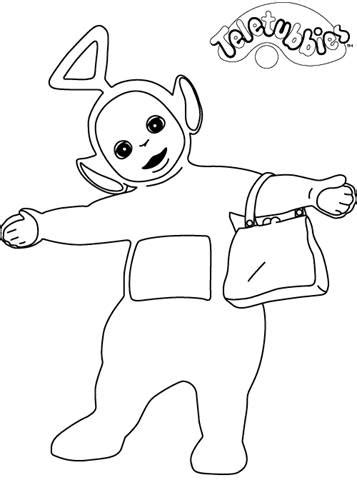 kids  funcom  coloring pages  teletubbies