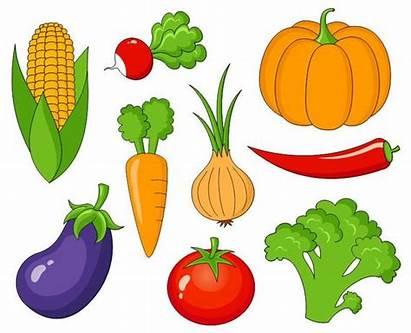 Vegetables Clip Clipart Veggies Corn