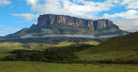 Monte Roraima, un espectáculo de la naturaleza en Venezuela