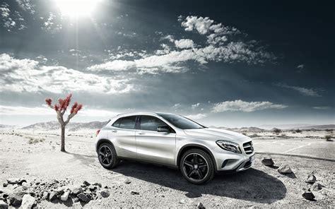 Mercedes Gla Class 4k Wallpapers by 2014 Mercedes Gla Edition Wallpaper Hd Car