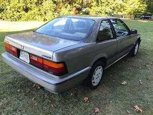 1989 Honda Accord Lxi Coupe 2